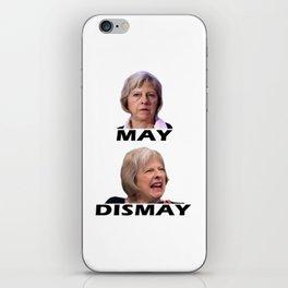Theresa May UK Election iPhone Skin