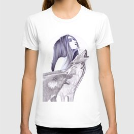 Call Of The Wolves T-shirt