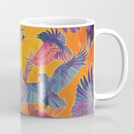 Make Way for the Raven King Coffee Mug