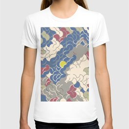 Abstract Geometric Artwork 83 T-shirt