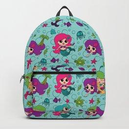 Mermaid Life Backpack