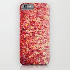 HYPNOTIC SUNRISE - Stunning Sunrise Sunset Pink Magenta Peach Crimson Bright Red Cream iPhone 6s Slim Case