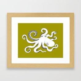 Tako Framed Art Print