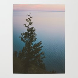 Poetry of a Summer Evening Poster