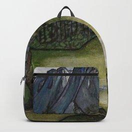 BAJO EL CIELO Y LA MONTAÑA Backpack