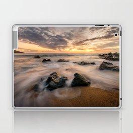 Kinnagoe Bay   Ireland  (RR80) Laptop & iPad Skin