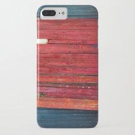 wood.2 iPhone Case