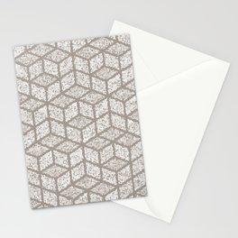 Kenna (Light Grey) Stationery Cards