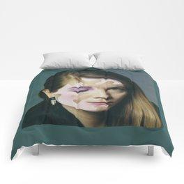 Vanishing Theresa Comforters