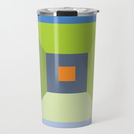 Birdseye Pyramid Travel Mug