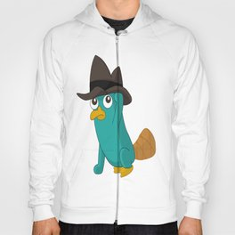 Baby Perry the Platypus Hoody
