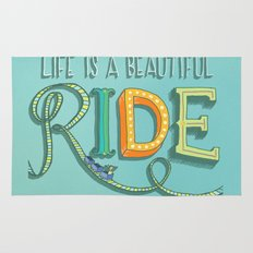 Beautiful Ride Rug