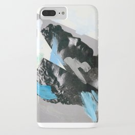 Untitled (Painted Composition 1) iPhone Case