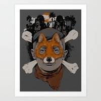 The Lost Boys Art Print