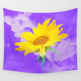 It's the sunflower Wall Tapestry