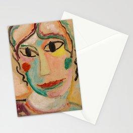Alexej von Jawlensky - Mystischer Kopf - Mystical Head Stationery Cards