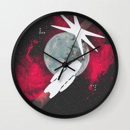 Minimal Galactica Wall Clock
