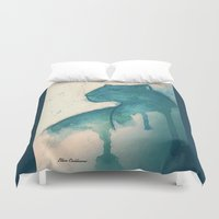 panther Duvet Covers featuring Panther by elisacalderoni92
