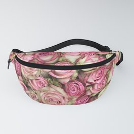 Your Pink Roses Fanny Pack