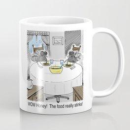 The Food Really Stinks! Coffee Mug