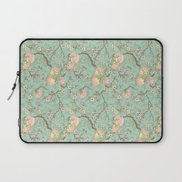 Peaches and Blossoms Laptop Sleeve