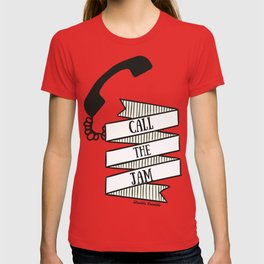 Call the Jam T-shirt