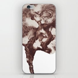 Viscera (red) iPhone Skin