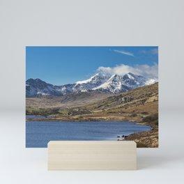 Snowdonia national park, Mini Art Print