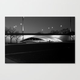 Point State Park Canvas Print