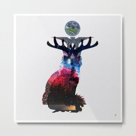 FabCreature · CaDee 5 Metal Print