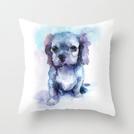 DOG #14 Throw Pillow