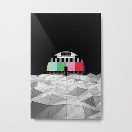 Lost Signal ... Metal Print