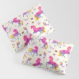 Unicorn Jubilee Pillow Sham