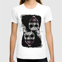psycho T-shirts featuring psycho by arTistn