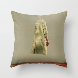 Come Throw Pillow