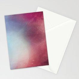 Galaxy Blossom Stationery Cards