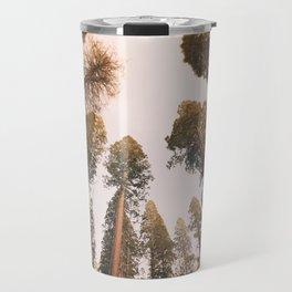 Sequoia Sunset Travel Mug