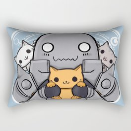 Alphonse Elric the Cathemist Rectangular Pillow