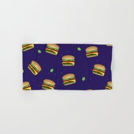 Cheeseburger Dreams Hand & Bath Towel