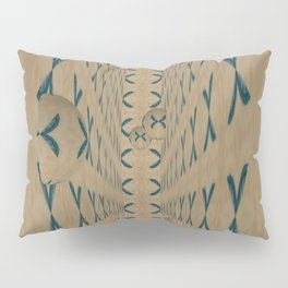 Pallid Minty Dimensions 12 Pillow Sham