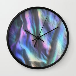 sheets of divinity Wall Clock