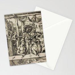 Albrecht Dürer - The Men's Bath (1497) Stationery Cards