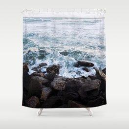 Always the Ocean Shower Curtain