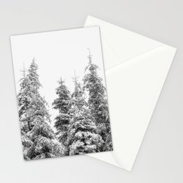 In the Treetops Stationery Cards