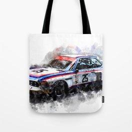 CSL, Ronnie Peterson, Brian Redman Tote Bag