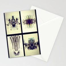 Lights Collage Stationery Cards