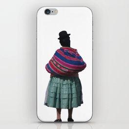 chola iPhone Skin