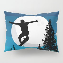 The perfect ollie trick Pillow Sham