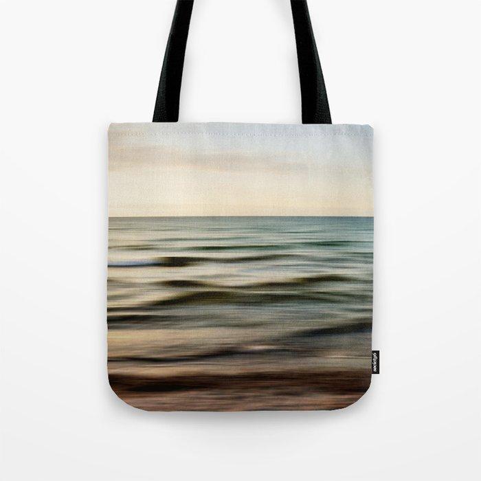 sea square I Tote Bag
