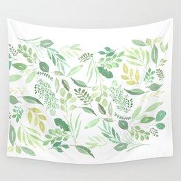 Greenery Wall Tapestry